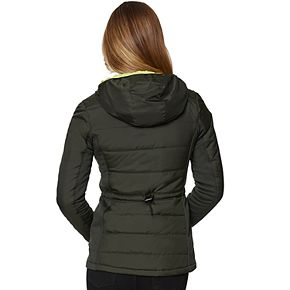 Women's Halitech Hooded Lightweight Jacket