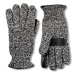 Women's isotoner Solid Knit Glove with smartDRI & smarTouch Technologies