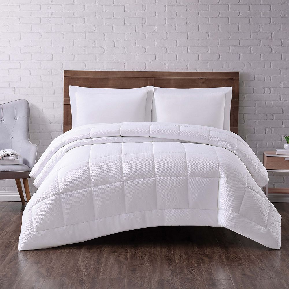 Truly Soft Seersucker Full/Queen Down Comforter