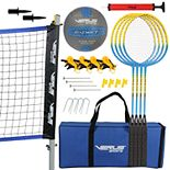 Verus Sports Expert 2-Game Set Volleyball/Badminton Sets