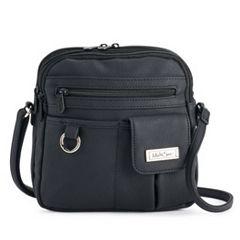Women's MultiSac N/S Zip Around Crossbody Bag
