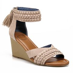 115c4b941ee0 Dolce by Mojo Moxy Ander Women s Wedge Sandals