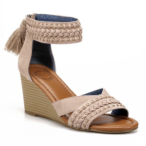 Dolce by Mojo Moxy Ander Women's Wedge Sandals