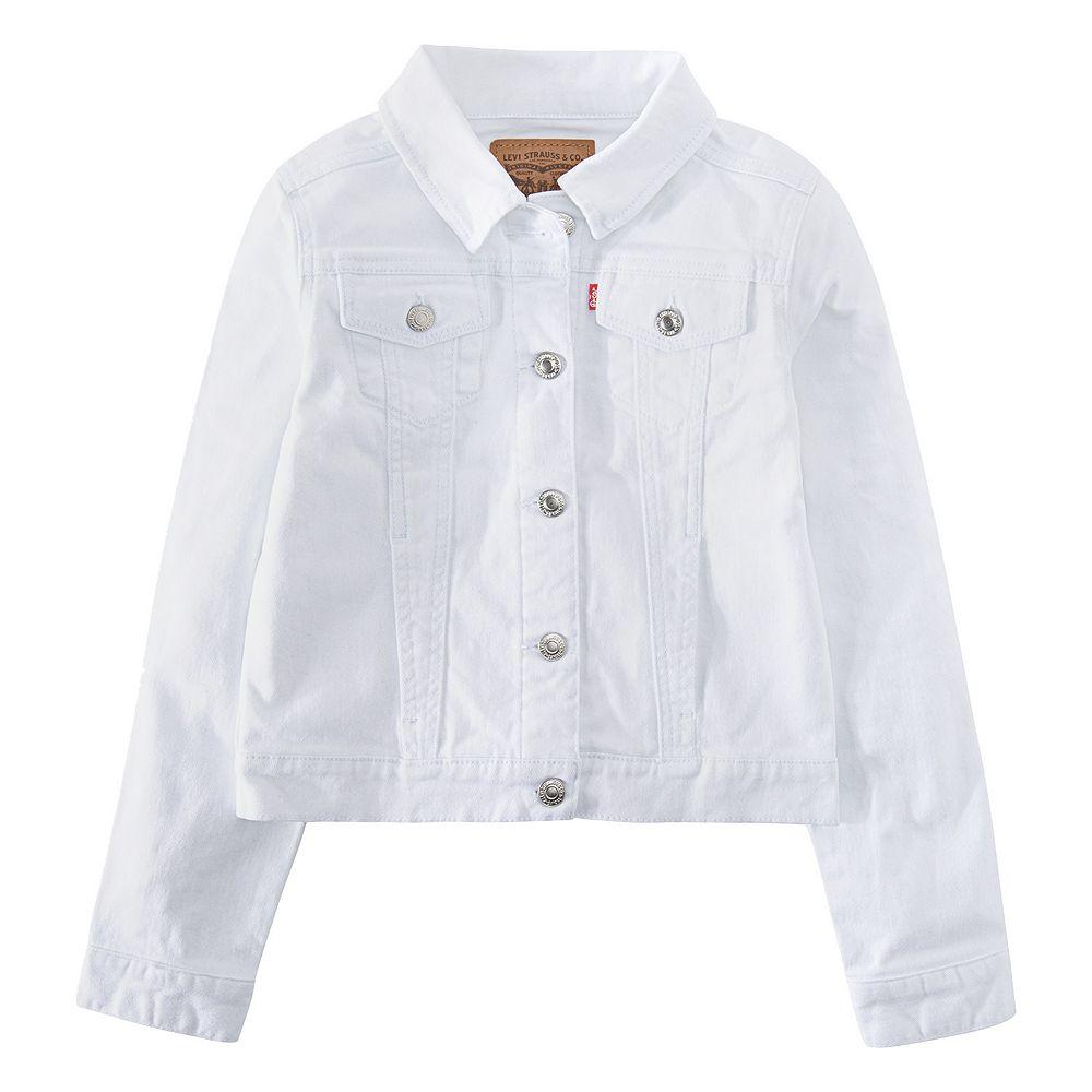 Girl's 7-16 Levi's® Jean Jacket
