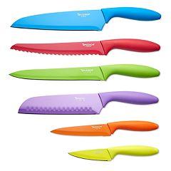 Tomodachi Regatta Colors 12-pc. Cutlery Set