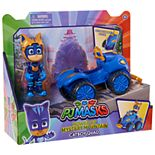 PJ Masks Mystery Mountain Quads Catboy