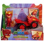 PJ Masks Mystery Mountain Quads Owlette Quad