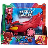 PJ Masks Hero Blast Vehicles Owlette