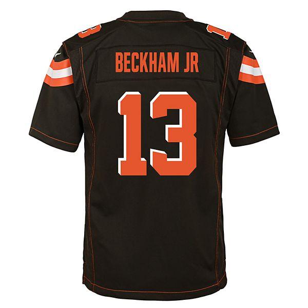 Boys 8-20 Cleveland Browns Odell Beckham Jr. Jersey
