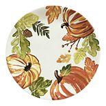 Celebrate Fall Together Harvest Dinner Plate