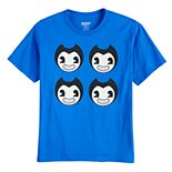Boys 8-20 Bendy and the Ink Machine Tee