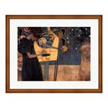 "Metaverse Art ""Music, c.1895"" Framed Wall Art"