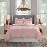 Pointehaven PinTuck Comforter Set