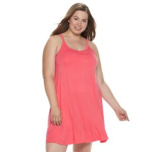 d8acd5c4ab1 Sale.  18.99. Original.  32.00. Juniors  Plus Size SO® Racerback Knit Dress