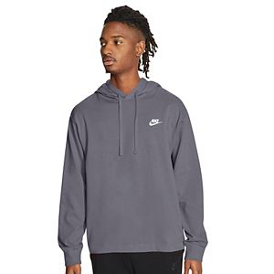 Big & Tall Nike Sportswear Club Men's Jersey Pullover Hoodie