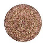 Celebrate Fall Together Harvest Braided Placemat