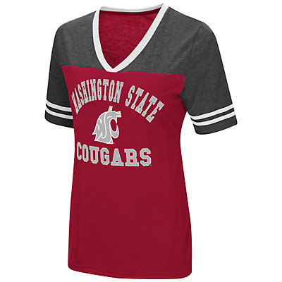 Women's NCAA Washington State Cougars Tee
