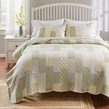 Juniper Quilt & Pillow Sham Set