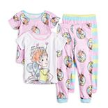 Toddler Girls Fancy Nancy Pajama Set