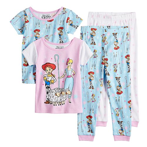 Toddler Girls Disney/Pixar Tory Story Pajama Set