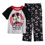 Toddler Boys Mickey Mouse Pajamas