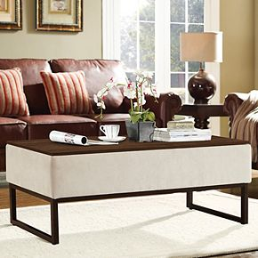 Relax-A-Lounger Shelby Coffee Table