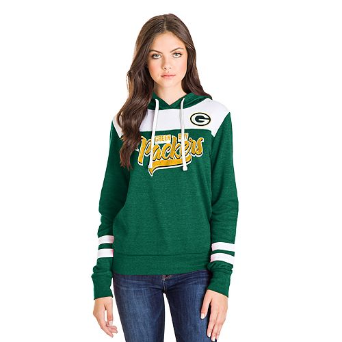 the latest 6fac1 112fe Women's Green Bay Packers Logo Hoodie