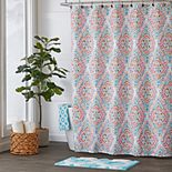 Saturday Knight, Ltd. Southern Medallion Shower Curtain