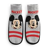 Disney's Mickey Mouse Toddler Boy Slipper Socks