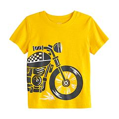Toddler Boy Jumping Beans® Motorcycle Graphic Tee
