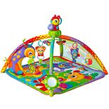 Playgro Woodlands Music & Lights Projector Gym