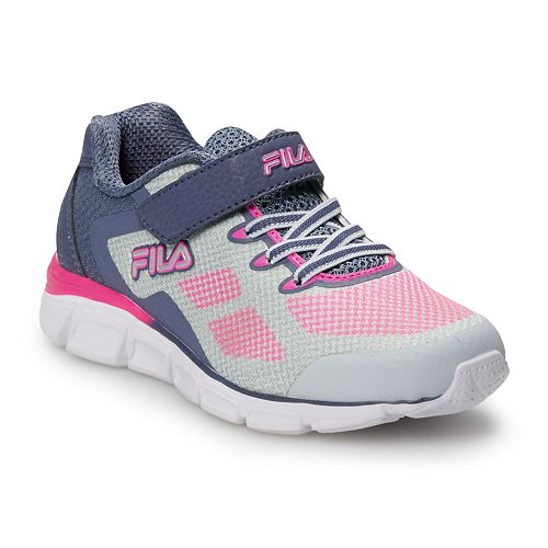 FILA® Exolize 2 Strap Girls' Sneakers