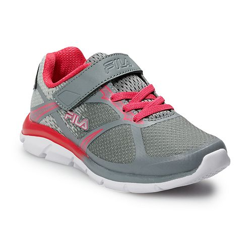FILA® Primeforce 3 Strap Girls' Sneakers