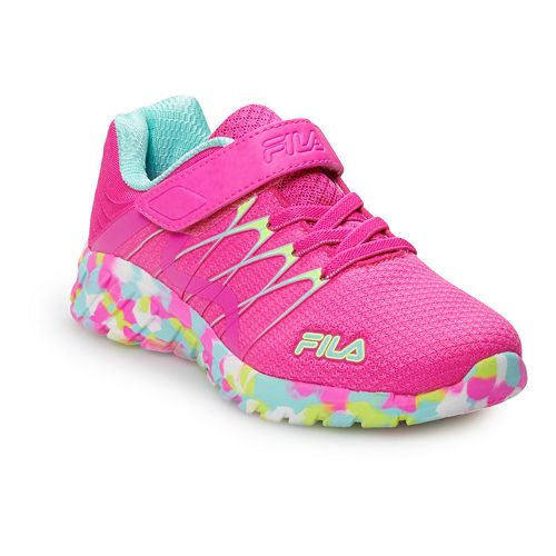 FILA® Shadow Sprinter 4 Strap Girls' Sneakers