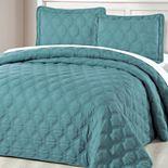 Bradley Alternative Quilted 3-Piece Bedspread Set