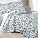Montgomery Quilted 5 Piece Bed Spread Set