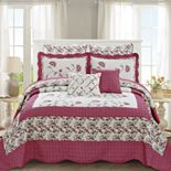 Saigon 7 Piece Quilted Bed Spread