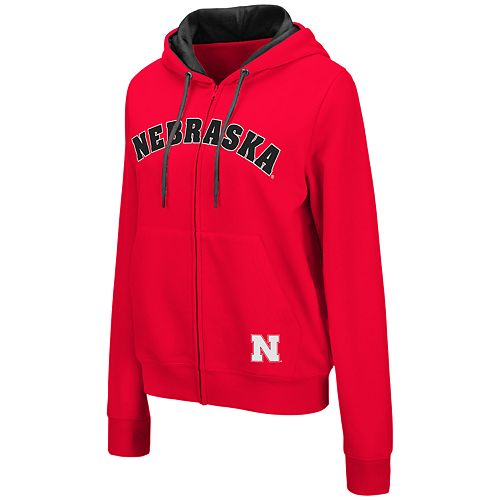 Women's NCAA Nebraska Cornhuskers Squad Full Zip Jacket