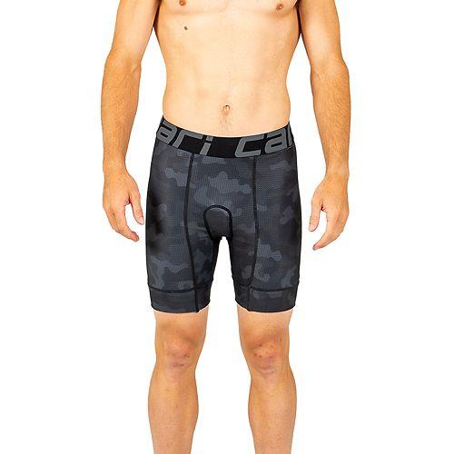 Men's Canari Camo Gel Liner Short