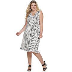 Plus Size White Dresses   Kohl\'s