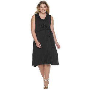 0f7a6afe7c Plus Size EVRI A-Line Skater Dress. Sale