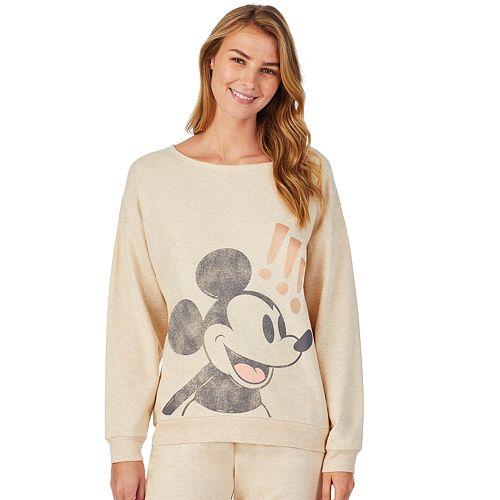 "Mickey Mouse ""Like No Other"" Reverse Seam Sleep Sweatshirt"