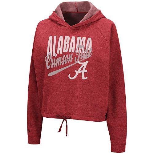 Women's NCAA Alabama Crimson Tide Tie Front Fleece