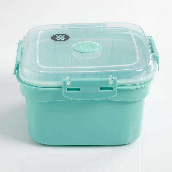 WW Healthy Kitchen Microwave Steamer