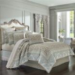 37 West Melinda Sage 4-Piece Comforter Set