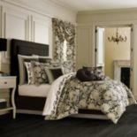 37 West Maddock Black 4-Piece Comforter Set