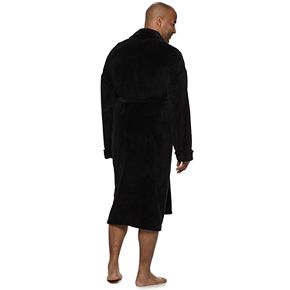 Big & Tall Croft & Barrow® Solid Plush Robe