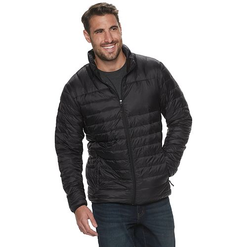 Big & Tall Hawke & Co. Lightweight Puffer Jacket
