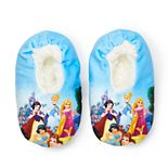 Disney's Princess Toddler Girl Fuzzy Babba Slipper Socks