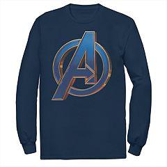 Men's Avengers Chrome Logo Pullover